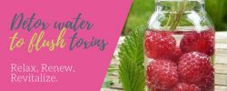 Easy Detox Water To Flush Toxins From Your Body