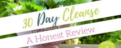 30 Day Cleanse A Honest Review