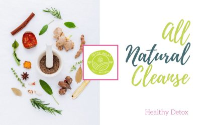 How an All Natural Cleanse Can Help You Lose Weight