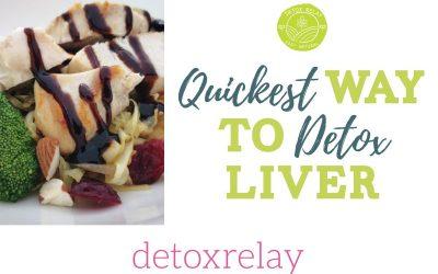 Quickest Way To Detox Liver