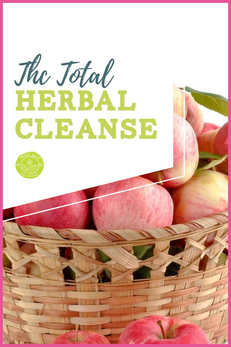 Thc Total Herbal Cleanse