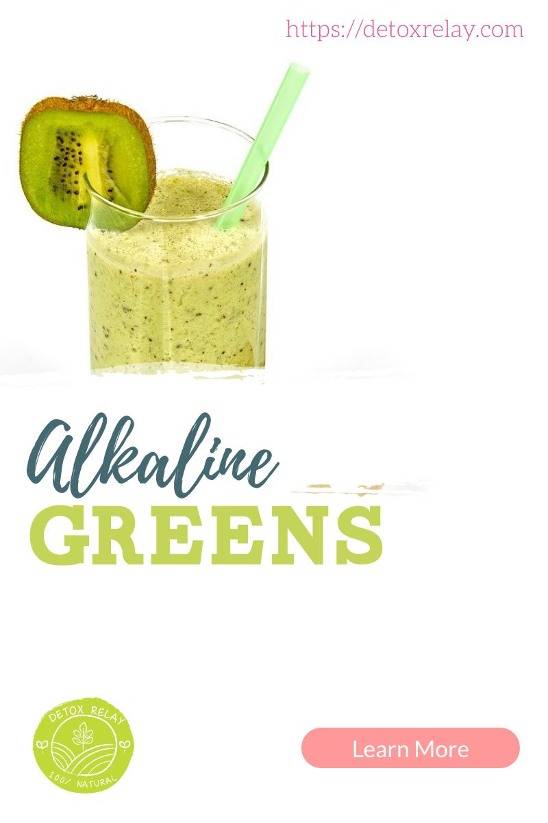 Alkaline Greens