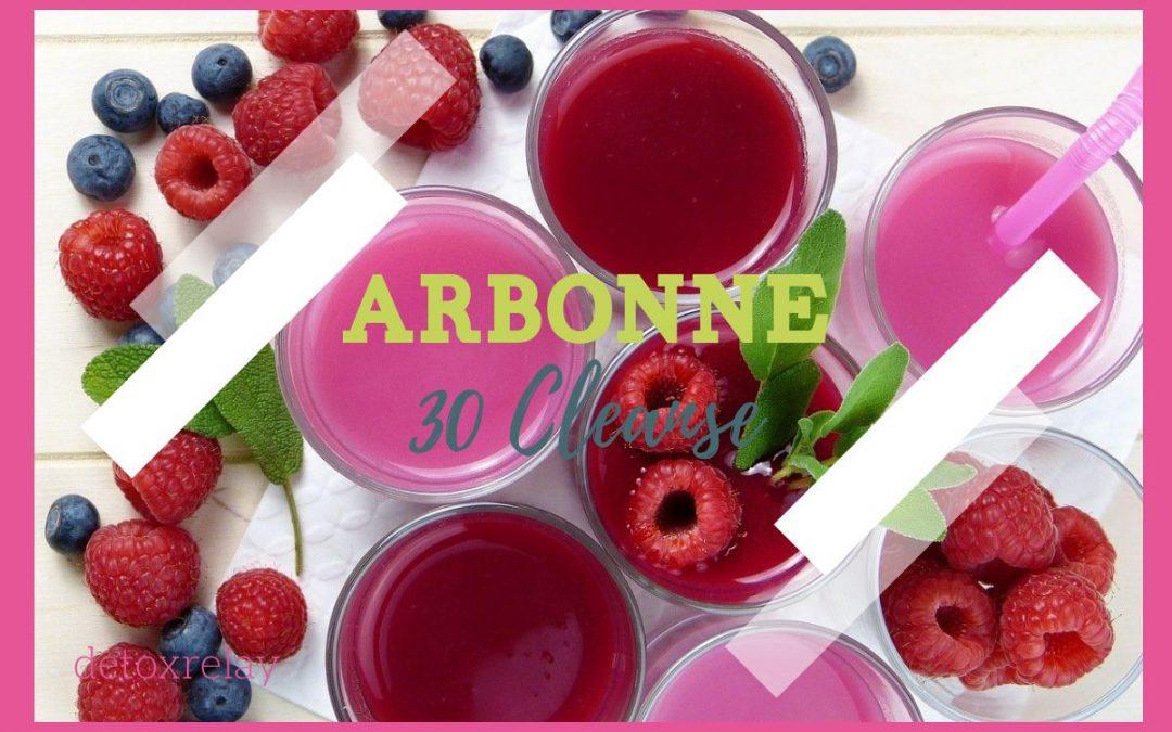 Arbonne 30 Cleanse