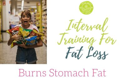 Burns Stomach Fat – Interval Training For Fat Loss