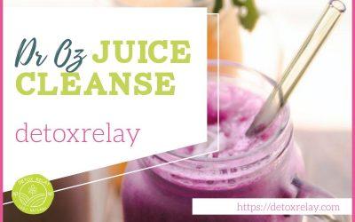 Dr Oz Juice Cleanse
