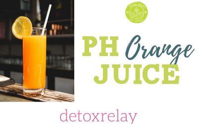Ph Orange Juice