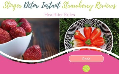 Stinger Detox Instant Strawberry Reviews