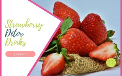 Strawberry Detox Drinks