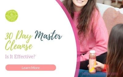 30 Day Master Cleanse